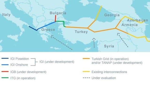 Ενέργεια: Η Ελλάδα ευρωπαϊκός κόμβος χωρίς να αποκλείει τη Ρωσία