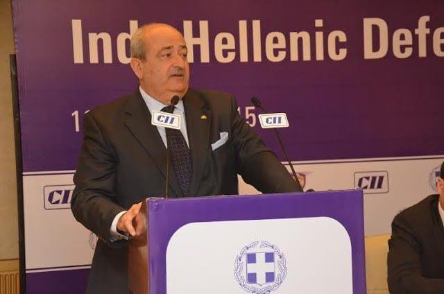 ΓΔΑΕΕ: Ο Κυριάκος Κυριακίδης ανοίγει δρόμους στην αμυντική βιομηχανία