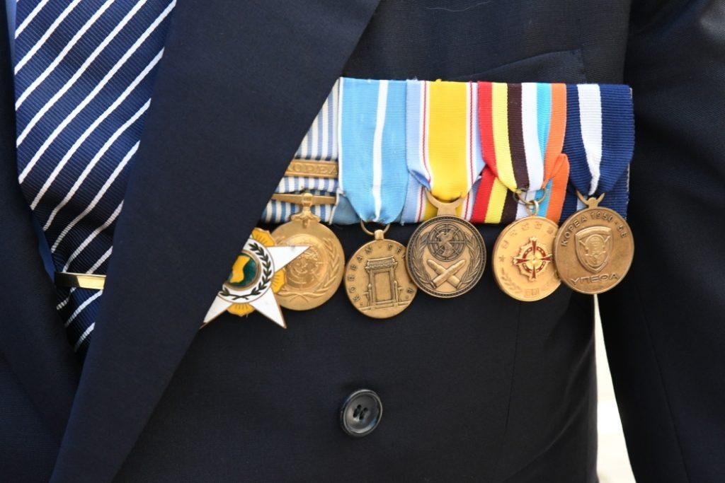 Μετάλλια, Κορέα
