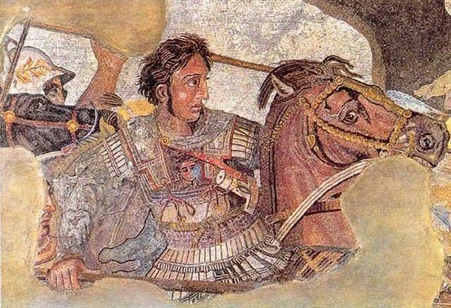 1η Οκτωβρίου Μέγας Αλέξανδρος: Από τι πέθανε; Κοιλιακός πόνος μετά από γεύμα