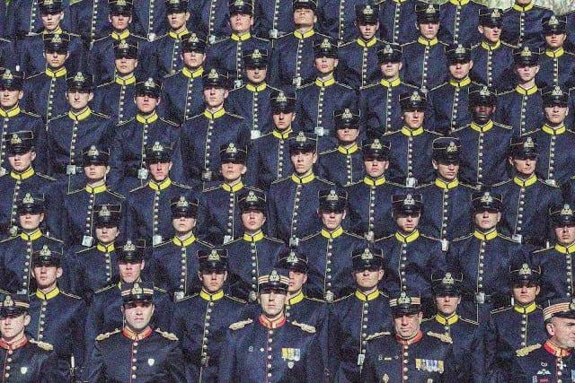 Στρατιωτικές σχολές 2019 - Μόρια - Βάσεις - Συγκριτικός Πίνακας