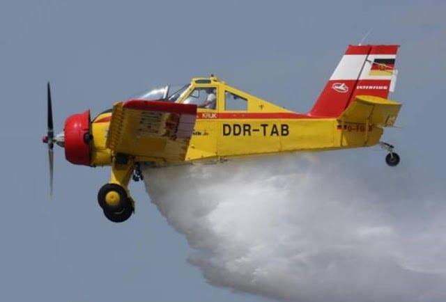 """Πυροσβεστικά αεροσκάφη: Οι ήρωες πετάνε με """"Πετζετέλ""""!"""