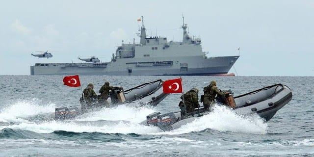 Ένταση σε Αιγαίο και Κύπρο συντηρεί η Τουρκία - Πού το πάει; 1