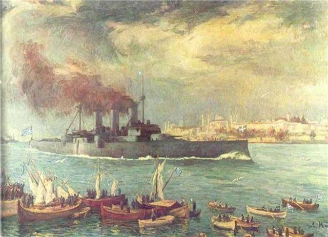 Πολεμικό Ναυτικό: Ο ρόλος του στους Βαλκανικούς Αγώνες