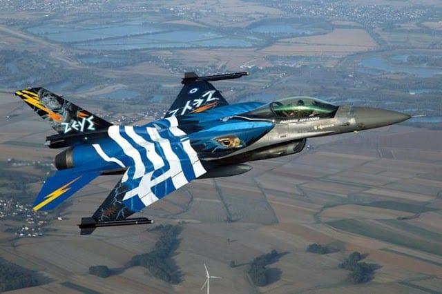 Αναβάθμιση F-16 - Ιωάννης Αναστασάκης: 13 καυτά ερωτήματα στη Βουλή
