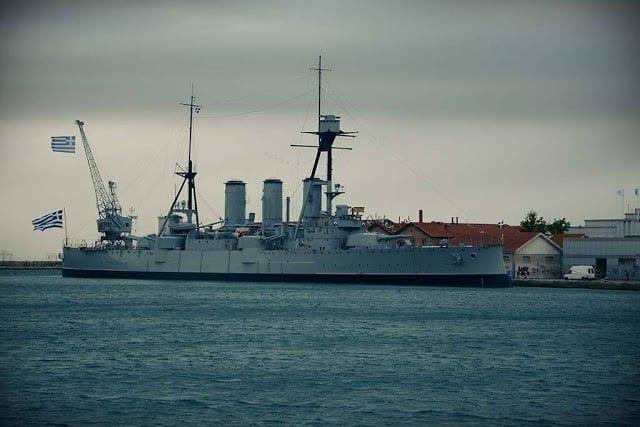 Τι μας διδάσκει το Θωρηκτό ΑΒΕΡΩΦ - Ένας ναύαρχος στηλιτεύει και προσκαλεί!