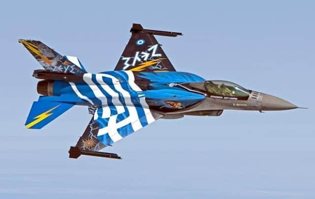 Γιατί πετάνε τώρα μαχητικά αεροπλάνα - Αθήνα Θεσσαλονίκη 25η Μαρτίου: Πού πετάνε αεροπλάνα σήμερα Γιορτή Αεροπορίας