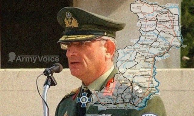Παναγιώτης Φαραντάτος: Θα πολιτευθεί ή όχι στον Έβρο ο στρατηγός;