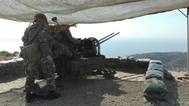 Ελληνικές στρατιωτικές βάσεις στην Τουρκία βλέπουν οι γείτονες! Τι ...πίνουν;