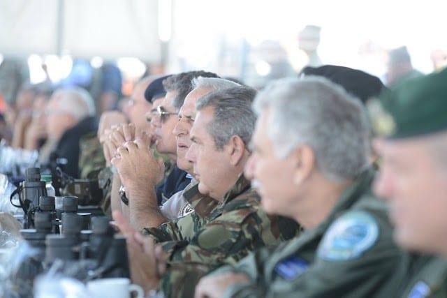 """Καμμένος από Έβρο: """"Η εθνική κυριαρχία και η εδαφική ακεραιότητα δεν διαπραγματεύονται"""""""