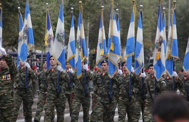 Στρατιωτική παρέλαση 2018 στη Θεσσαλονίκη: Τι ώρα αρχίζει