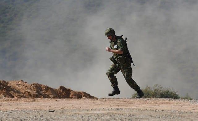 Μάχιμη πενταετία Φύλλα μισθοδοσίας Στρατό Ξηράς