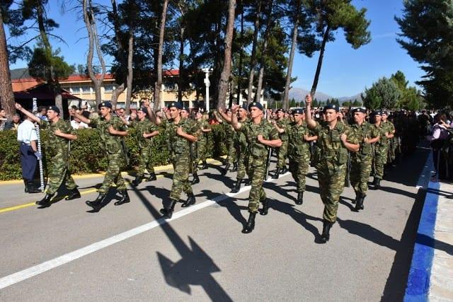 Στρατός Ξηράς: Αλλάζει το σύστημα κατάταξης στρατιωτών ΕΣΣΟ