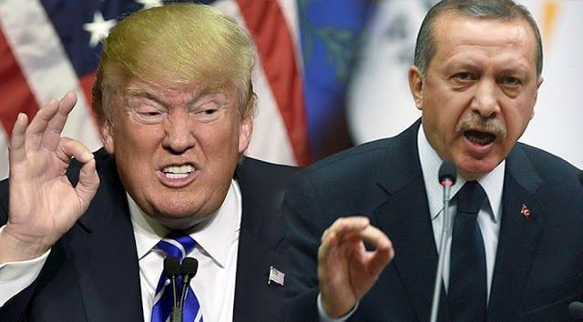 Χαστούκι Τραμπ στην Τουρκία για τους Κούρδους - Απειλεί με καταστροφή