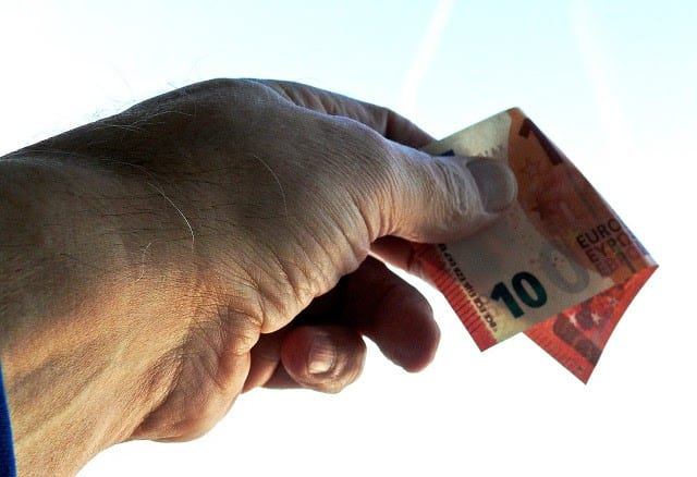 χρήμα Αναδρομικά αποστράτων
