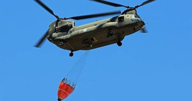 Ο Στρατός Ξηράς συνεχίζει να σώζει ζωές - ΦΩΤΟ