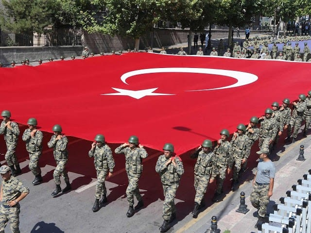 Οι στρατηγικές ήττες της Τουρκίας στην Ανατολική Μεσόγειο