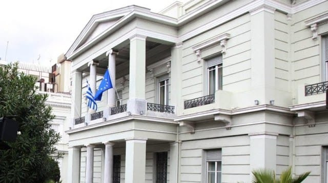 Δένδιας εναντίον Δένδια: Μερικές 10άδες μέτρα χωρίς καμία ξένη δύναμη Η Βουλή της Λιβύης μπλοκάρει τη συμφωνία Τουρκίας - Λιβύης - Απελάθηκε ο Λίβυος πρέσβης σήμερα - Προθεσμία να εγκαταλείψει τη χώρα έως απόψε ΥΠΕΞ Ρωσία Συμφωνία των Πρεσπών