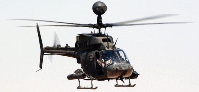 Ελικόπτερα KIOWA