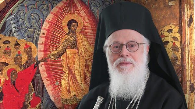 Αλβανική υπηκοότητα στον Αρχιεπίσκοπο Αναστάσιο - Χαιρετίζει ο Κοτζιάς