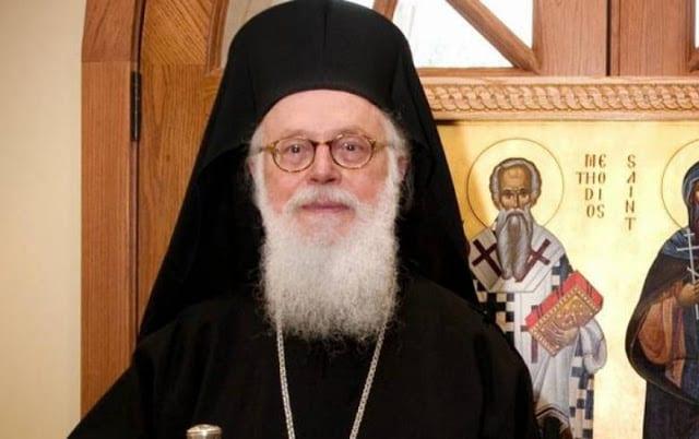 Αρχιεπίσκοπος Αναστάσιος: Η συγκινητική επιστολή του Αλβανού Προέδρου στον ιεράρχη