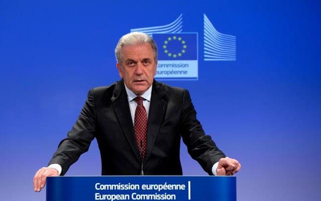 Αβραμόπουλος: Η Ευρώπη δεν μπορεί να υπάρξει χωρίς αλληλεγγύη