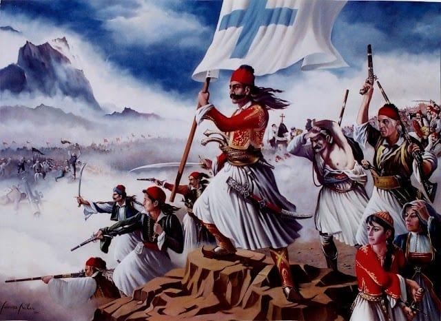 21 Μαρτίου 1821 Η πρώτη πολεμική νίκη της επανάστασης Ήρωες 1821