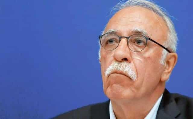 Βίτσας: Να συγκροτηθεί Συμβούλιο Εθνικής Ασφαλείας με Αποστολάκη