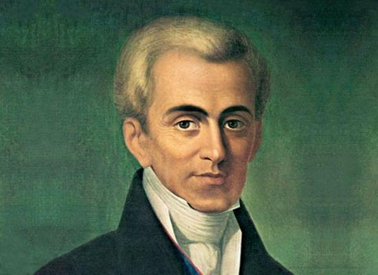 6 Ιανουαρίου 1828: Ο Ιωάννης Καποδίστριας φτάνει στο Ναύπλιο