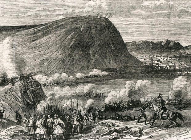 1 Φεβρουαρίου - Σαν σήμερα στο Ναύπλιο εξέγερση κατά του Όθωνα