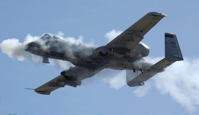 ΗΠΑ: Στέλνουν ξανά A-10 Warthog στο Αφγανιστάν