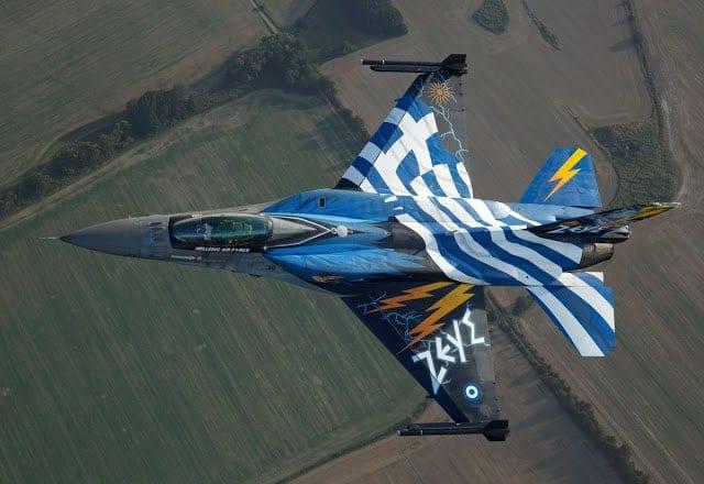 25η Μαρτίου: Το μήνυμα του πιλότου F-16 για την επέτειο
