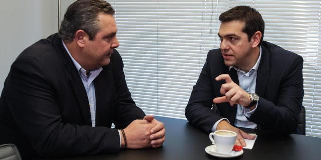Βόμβα στα θεμέλια της κυβερνητικής συμμαχίας το Σκοπιανό