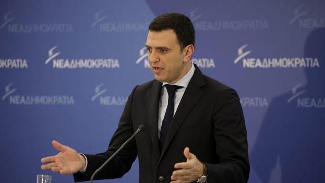 Κικίλιας: Η εθνική ενότητα διερράγη με την απόφαση του ΣΥΡΙΖΑ