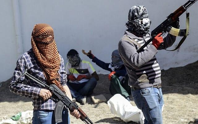 Ο Ερντογάν ζητάει αφοπλισμό Κούρδων από τις ΗΠΑ