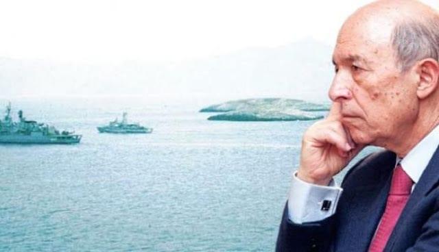 Σαν σήμερα 29 Ιανουαρίου: Ίμια το μήνυμα Σημίτη στην Τουρκία