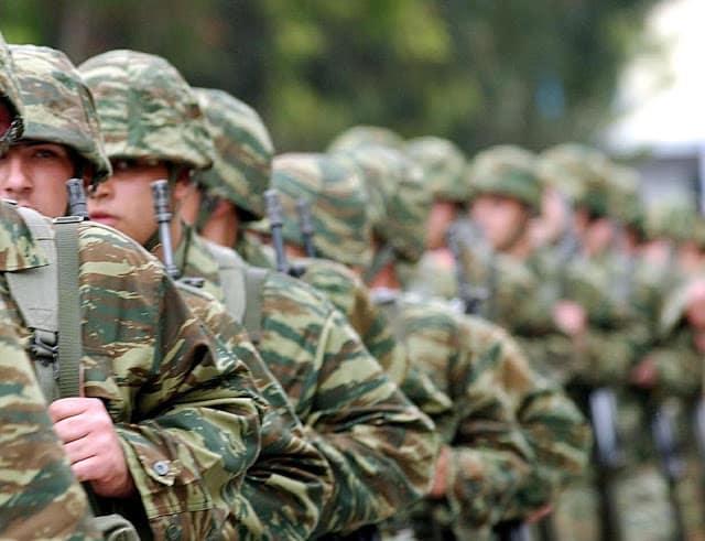 Αύξηση μισθού κατά 344% για τους στρατιώτες! ΟΒΑ: Ποια προθεσμία λήγει σήμερα 17 Μαϊου ΚΕΥΠ στρατιώτης εθνόσημο ΑΣΔΥΣ