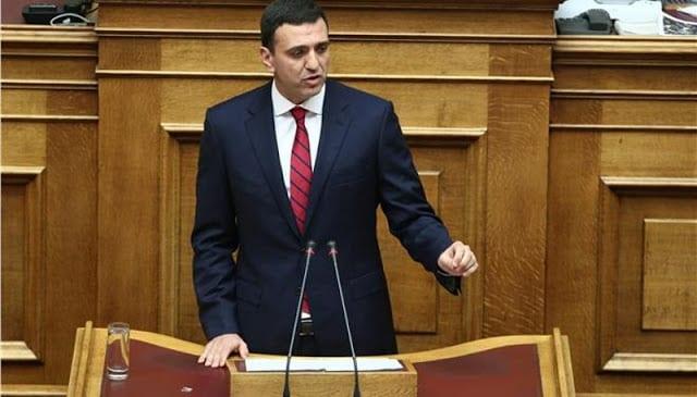 Κικίλιας: Θα παρευρεθώ στο συλλαλητήριο για την ΠΓΔΜ στην Αθήνα