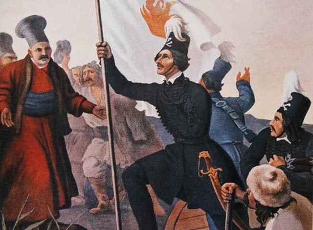 16 Φεβρουαρίου 1821: Σαν σήμεραο Αλέξανδρος Υψηλάντης αποφασίζει την Ελληνική Επανάσταση στο Κισνόβιο της Βεσσαραβίας