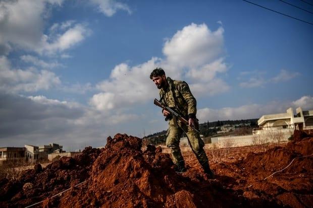 Αφρίν: Παγίδα η Συρία για την Τουρκία!