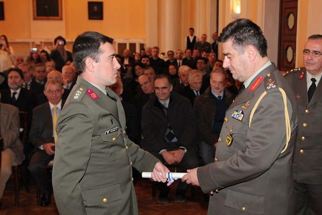 Αποφοίτησαν οι Αξιωματικοί της ΣΤΕΑΜΧ - ΦΩΤΟ