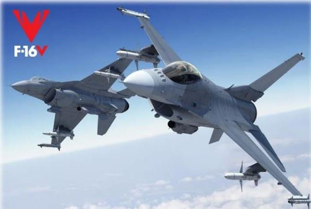 F-16 viper Αναβάθμιση F-16