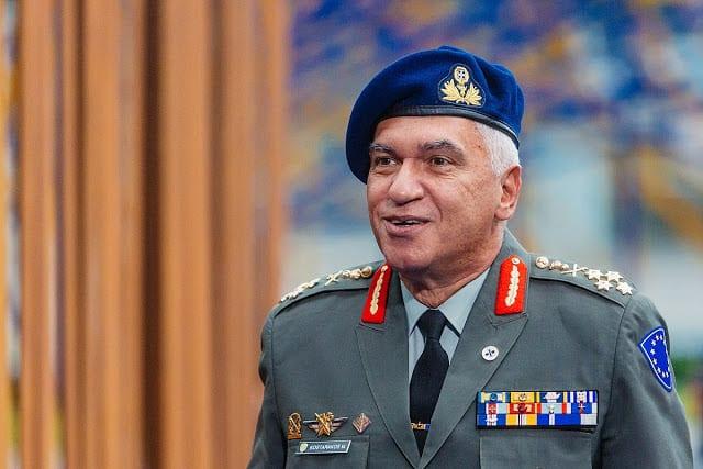 Στρατηγός Κωσταράκος: Τι είπε για το νέο Αρχηγό ΓΕΣ