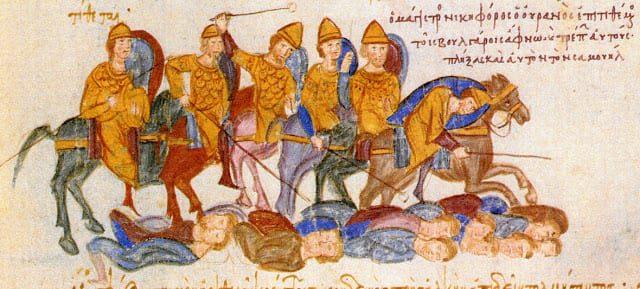 Ο Νικηφόρος Ουρανός συντρίβει τους Βούλγαρους στον Σπερχειό