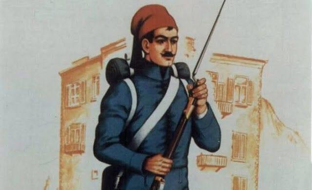25 Φεβρουαρίου Σαν σήμερα Συγκροτείται ο Ελληνικός Τακτικός Στρατός