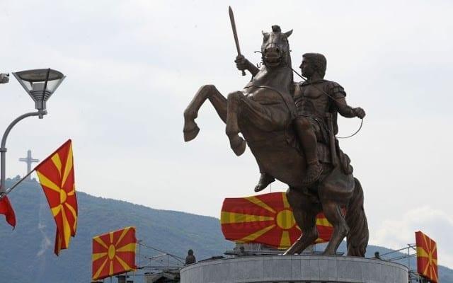 Τι πρέπει να κάνουν τα Σκόπια για να δοθεί λύση - Άρθρο πτεράρχου