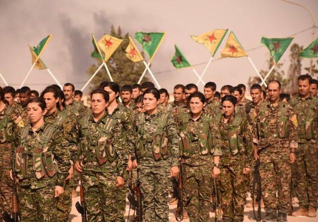 """Ηχηρό """"χαστούκι"""" ΗΠΑ στην Τουρκία για τους Κούρδους"""