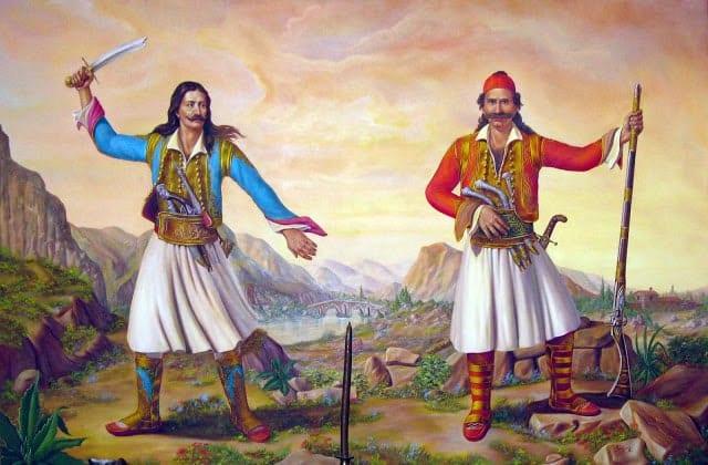 Ζήτω η 25η Μαρτίου 1821 - Η ελληνική επανάσταση