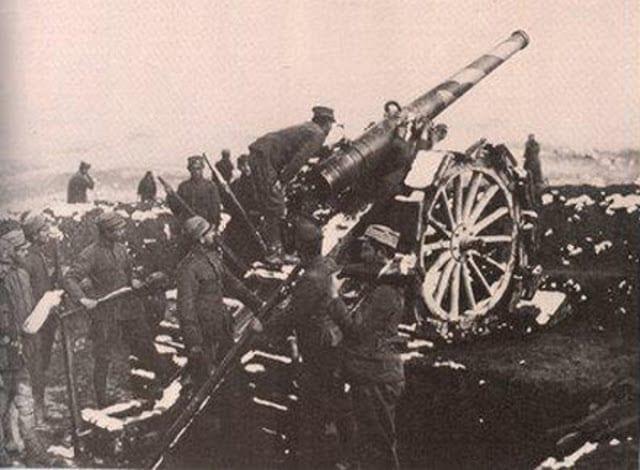 16 Μαρτίου Σαν σήμερα ο Ελληνικός Στρατός στο Αφιόν Καραχισάρ