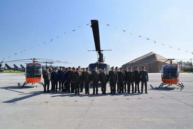 Αεροπορία Στρατού: Αυτοί είναι οι νέοι πιλότοι μας